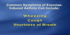 Asthma Induced  Exercise