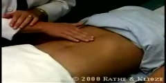 Superficial Palpation of the Abdomen Video