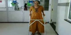 Gait After a Total Knee Replacement