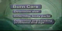 Thermal Burn Care