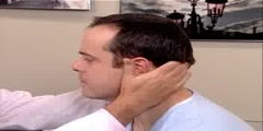 Examination of Head Lymph Nodes