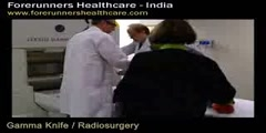Gamma knife Radiosurgery Procedure in India