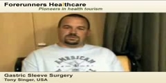 Sleeve gastrectomy surgery