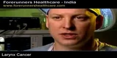Larynx Cancer Surgery - India