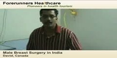 Male Breast Reduction Surgery in India - Patient Testimony