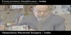 Vasectomy Reversal Surgery