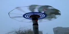 CD type wind turbine