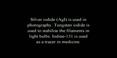 What is Iodine