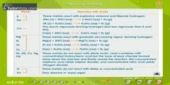 Properties Of Metals And Metallurgy