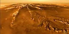 Huygens' Journey to Saturn VI