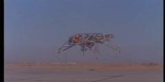 Training on lunar landing vehicle