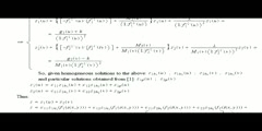 Solving Linear Inhomogeneous 2nd Order PDEs 2c