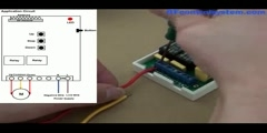 Forward & Reverse Motor Control RF Remote Switch Operation