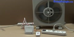 How to Control Motor Speed of Electric Fan by Dimmer Switch