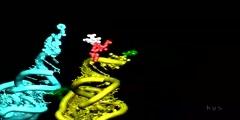 tRNA-Ribosome Molecular Dynamics Simulation