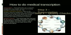 Anesthesiology Transcription Services