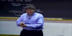 Lecture on molecular biology about regulation of gene