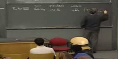 Video lecture on molecular biology