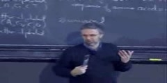 Lecture on molecular biology
