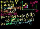 Lec 71 - Projectile Motion with Unit Vectors (part 2)