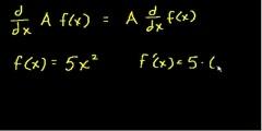 Calculus: Derivatives 3