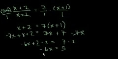 Lessons on Linear Equation