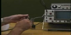 Physics Lab Demo 4: Oscilloscope