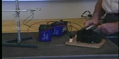 Physics Lab Demo 10: Induced Electromagnetic Force (EMF)