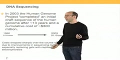 Jonathan weissman (UCSF) and DNA sequencing