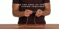 How to make a falling ring catch?
