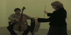 An explanation of theremin and cello