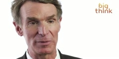 Bill Nye on What He Would Say to An Alien