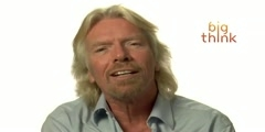Richard Branson on Successfully Leading a Company