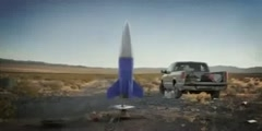 Promo of An Artificial Large Rocket