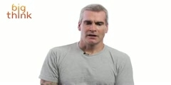 Henry Rollins on Pushing Back Against Privilege