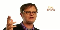 Rainn Wilson on the Success of Awkward Humor on The Office