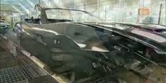 Manufacturing A Sports Car