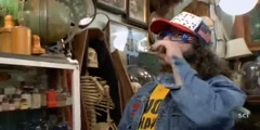 Judah Friedlander pays a visit to Obscura Antiques
