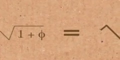 Numberphile - golden ratio song