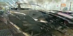 Manufacturing of Luxury Sports Cars