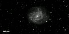 Southern Pinwheel Galaxy - Messier 83