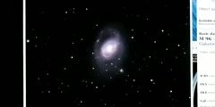 Deep Ssky videos - an M95 coffee break galaxy