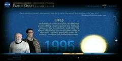 Exploring exoplanet historic timeline