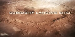 NASA's historic landing on Mars