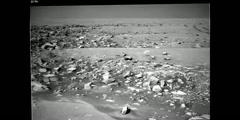Three-Year Trek of NASA's Mars Rover Opportunity
