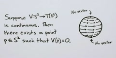 What is Hairy Ball Theorem?