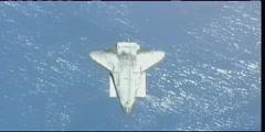 Safety Flip by a Shuttle