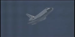 STS-129 Safely Landing