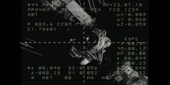 Space Station- Soyuz Docks