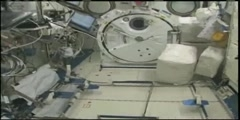 Tour to International Space Station - Part I